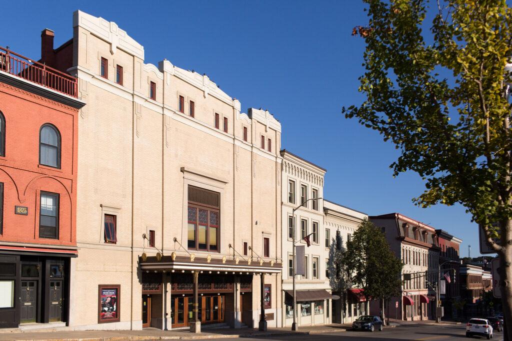photo of bangor opera house in downtown bangor maine